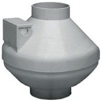 "NUT ILF-120 4""-120CFM INLINE FAN (0)"