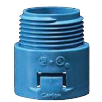 "CRL A243F 1"" ENT MALE ADAPTER THREADED"