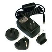 IDEAL 4010-00-0136 UNIVERSAL (120-240V) AC-DC POWER ADAPTER (1)