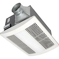 PANASONIC FV-11VHL2 (OLD# FV11VHL1) 110CFM 1.0 SONES VENTILATION HEAT/LIGHT FAN