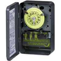INT T101P NEMA 3R - PLASTIC CASE 125 V SPST GRAY CASE