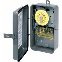 INT T101R SPST 40A 125V TIME SW