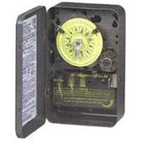 INT T171CR INTERMATIC SPST 120V 24HR CLOCK W/CARRYOVER