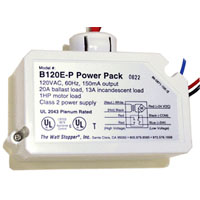 WAT B120E-P POWERPACK 120V 20 AMPS