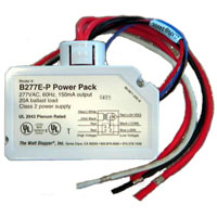 Watt Stopper B277E-P Power Pack 277 V 20 amps