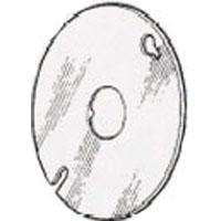 MUL 11103 4-IN RND CVR 1/2 KO (50)