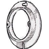 MUL 11124 5/8 RAISED PLAS-RING