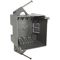 RAC 7232RAC 4SQ NM CABLE BOX W/NAILS