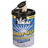 IDEAL 38-500 MONSTER-WIPES,MULTI PURPOSE
