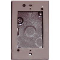 WRM V5744-3 3G SW&RCPT DEEP BOX