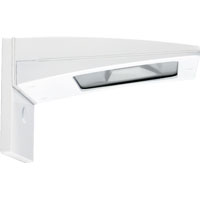 RAB WPLED10SW LPACK LED WALLPACK 10W COOL SURFACE FOR RECESSED BOX