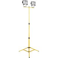RAB QF2X500T QUARTZ TOWER 2 X 500W + LAMP