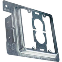 CAD MP2S PLATE MOUNTING BRKT