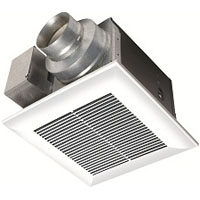 PANASONIC FV-05VQ5 (OLD# FV-05VQ3) 50CFM 0.3 SONES VENTILATION WHISPERCEILING FAN
